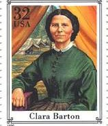 A Family History Researcher Honors Clara  Barton for Her Memorial to Civil War Soldiers